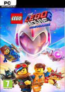 The LEGO Movie 2 PC Game - £3.79 at CD Keys