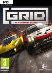 [Steam] GRID: Ultimate Edition (PC) - £8.99 @ CDKeys