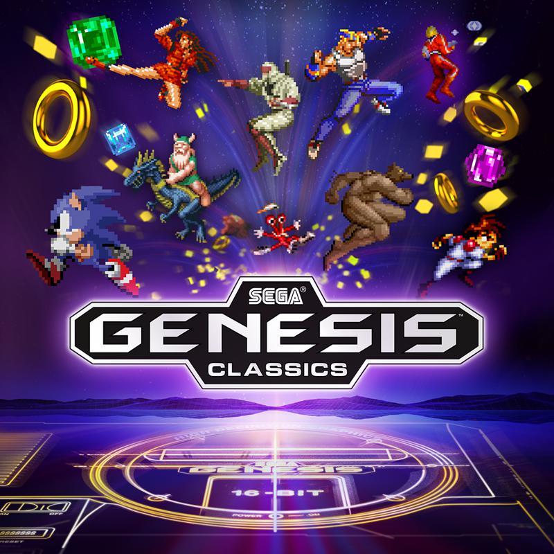 [Nintendo Switch] Sega Genesis Classics £9.60 @ Nintendo eShop US (£7.49 Mexico)