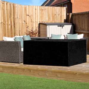Waterproof Garden Furniture Cover - 242cm x 162cm x 100cm - With bag £11.94 Delivered / £11.04 For New Accounts @ Roov