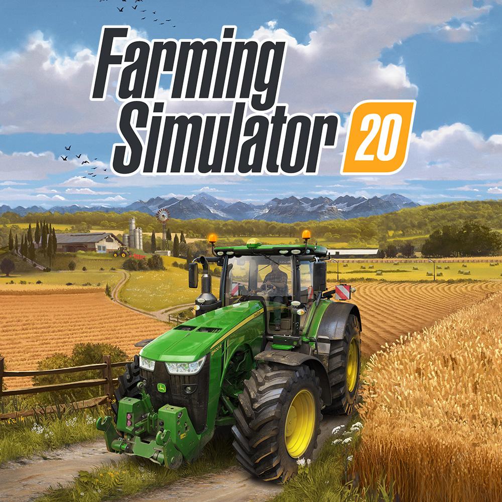 Farming Simulator 20 - £26.79 @ Nintendo eShop