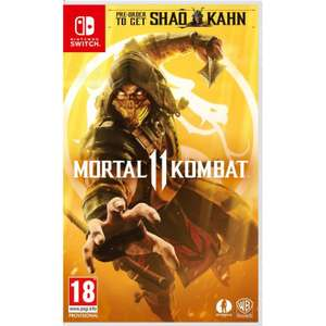 Mortal Kombat 11 with Shao Kahn DLC [Nintendo Switch] - £19.95 @ The Game Collection