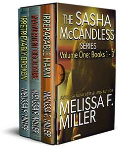 Thriller Box - Best Selling Author - Melissa F. Miller - The Sasha McCandless Series: Volume 1 (Books 1-3) Kindle Edition - Free @ Amazon