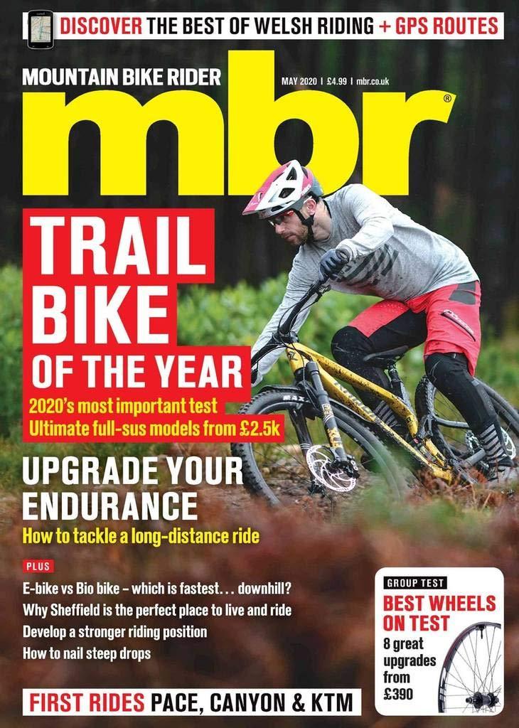Mountain Bike Rider UK Magazin April Issue Free @ Amazon