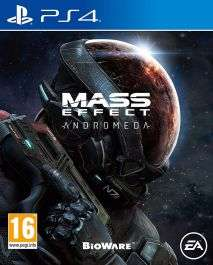 Mass Effect Andromeda (PS4) £5.99 @ Go2Games