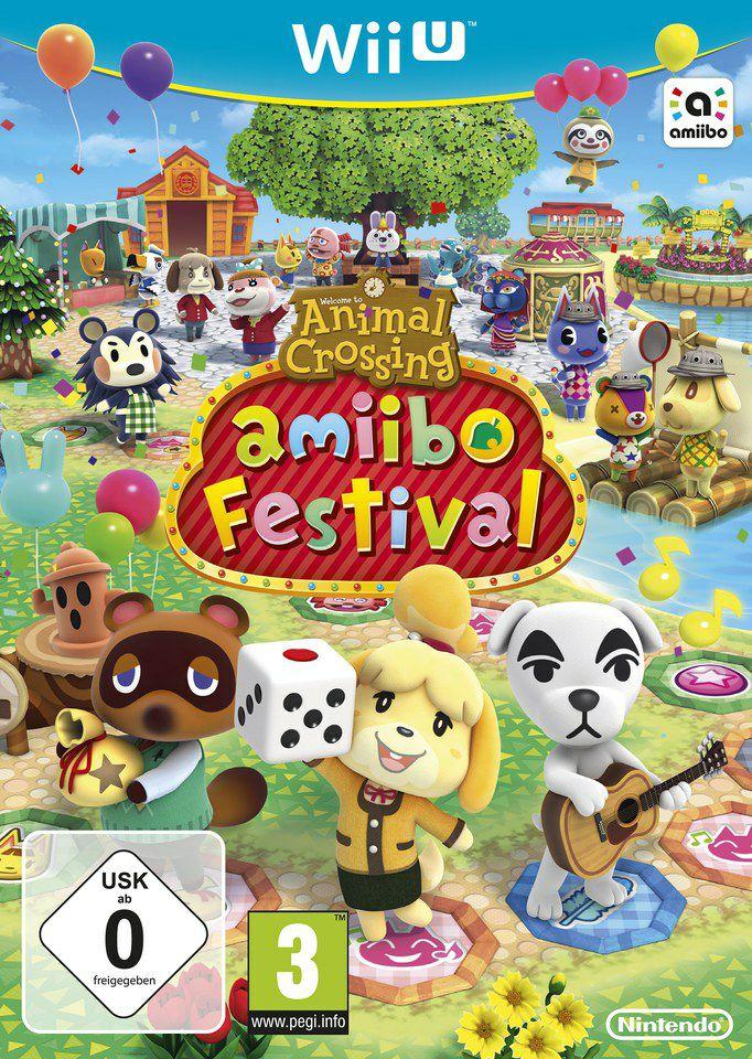 Animal crossing amibo festival (Wii U) £10.49 +£1.99 delivery @ Zavvi