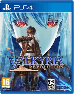 Valkyria Revolution PS4 £4.95 @ The Game Collection