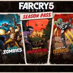 Far Cry 5 Season pass includes the excellent Far Cry 3 classic edition £7.99 - PSN