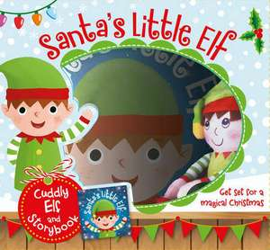 Santa's Little Elf £4.99 +£2.49 delivery @ WH Smith