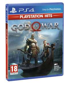 God Of War Playstation Hits (PS4) - £11.85 delivered @ ShopTo