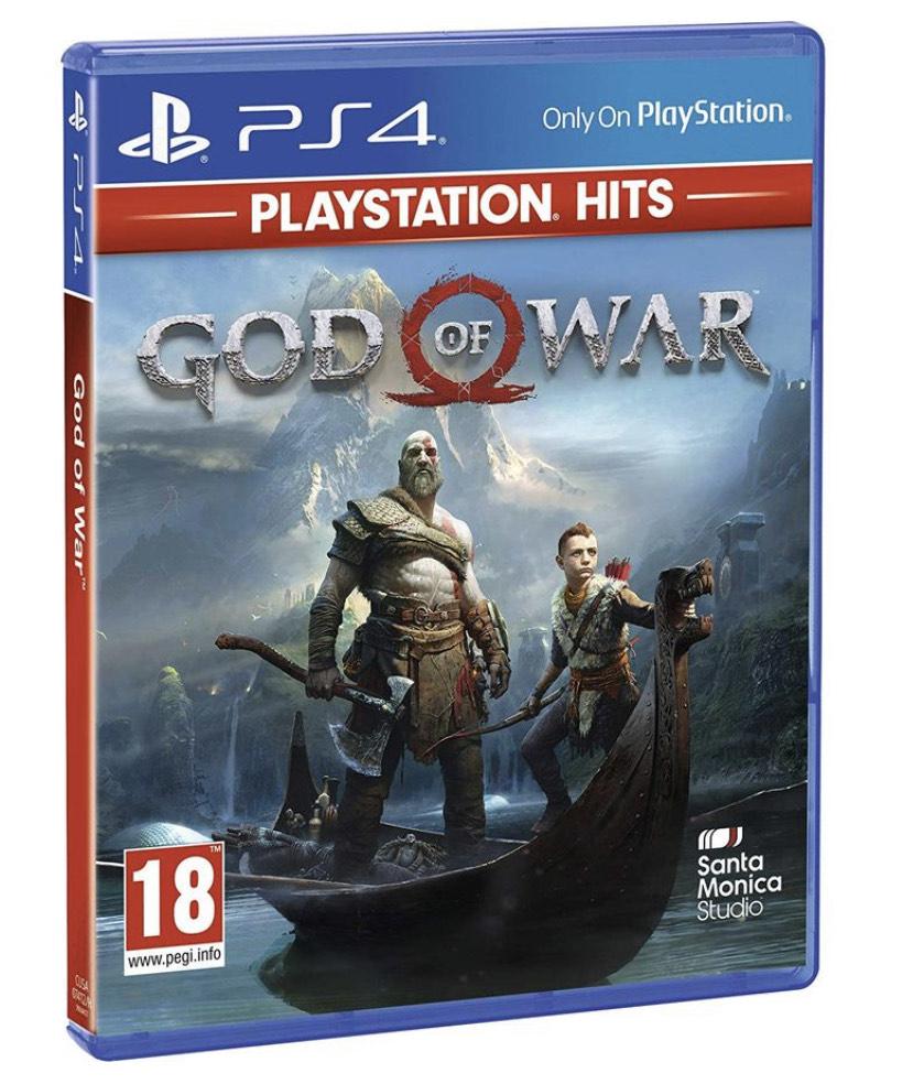 PS4 God Of War - £10.99 delivered @ Currys