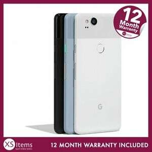 Google Pixel 2 G011A 64/128GB Android Mobile Smartphone Black/White Unlocked/EE refurbished £89.99 @ eBay XSItems_ltd