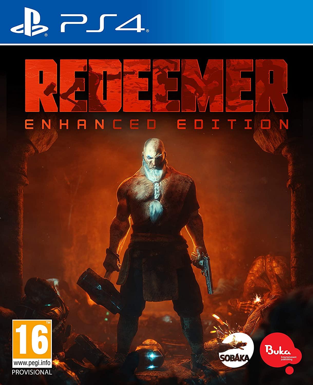 Redeemer Enhanced Edition [PS4] - £5.99 Prime/£8.98 Non Prime @ Amazon UK