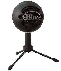 Snowball ICE USB Mic for Recording and Streaming on PC and Mac £43.95 Amazon
