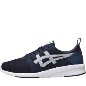 Asics Tiger Mens Lyte Jogger Trainers Peacoat/Mid Grey £27.98 delivered ( £22.99 for delivery pass members) @ MandM Direct