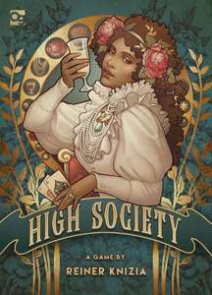High Society Board Game £8.95 (Prime) / £13.44 (non Prime) at Amazon