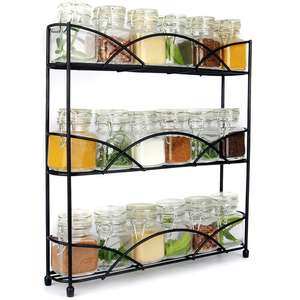 3 Tiered Spice Rack - NOW ONLY £3.99 + 2.95 delivery (with new account code) = £6.94 delivered @ Roov