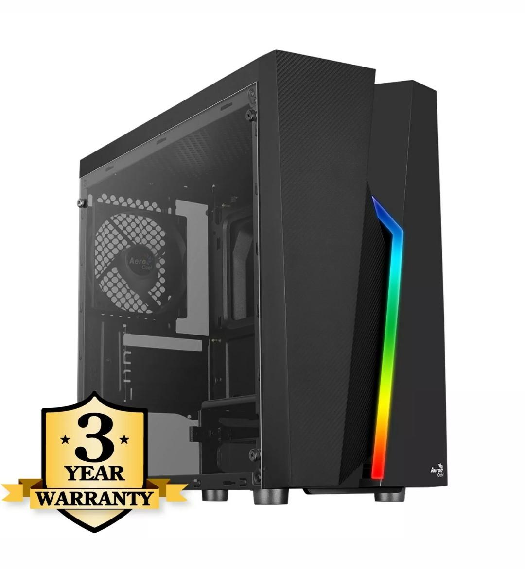 CCL Speedy 4.3GHz AMD Octa Core Ryzen 7-2700X Desktop PC - 16GB RAM, 8GB RX 590 - £659.99 @ cclcomputers ebay