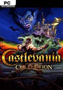 Castlevania Anniversary Collection (Steam PC) £3.99 @ CDKeys