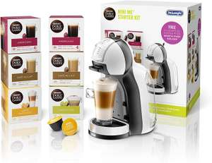 Dolce Gusto Mini Me + ANY 8 pods - £49.99 delivered @ Nescafe Dolce Gusto