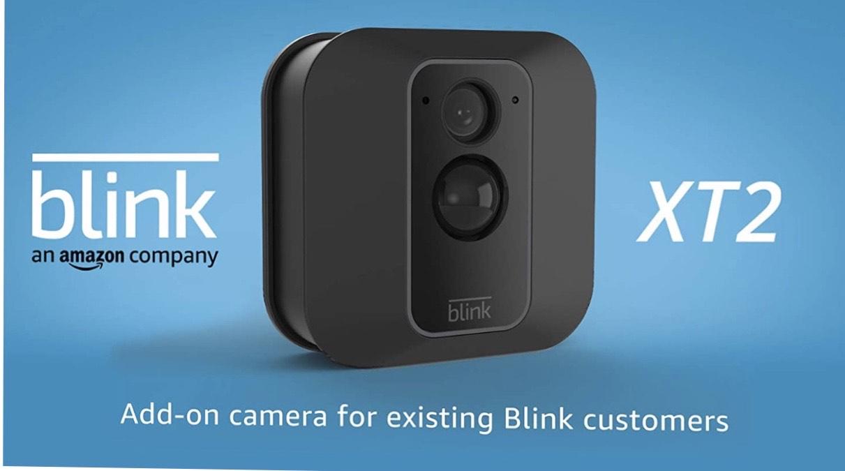 Blink XT2 | Outdoor/Indoor Smart Security Camera with Cloud Storage £71.99 @ Amazon