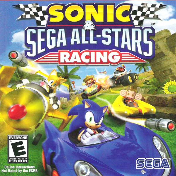 [Steam] Sonic & SEGA All-Stars Racing - £1.14 - Fanatical