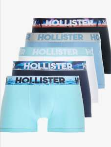 Hollister Co. 5 Pack Boxers - multicoloured - £20.99 with free delivery at Zalando