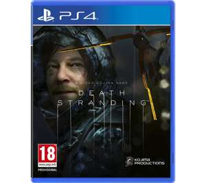Death Stranding (PS4) £29.99 + Free 6 month Spotify Premium Delivered @ Currys