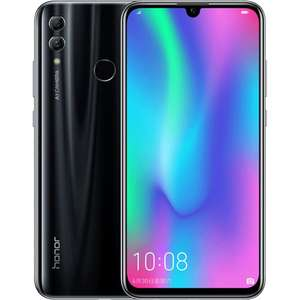 "HONOR 10 Lite Dual SIM, 64 GB 24 MP Front Camera with 6.21"" screen - Black for £123.49 delivered with code @ Currys eBay"