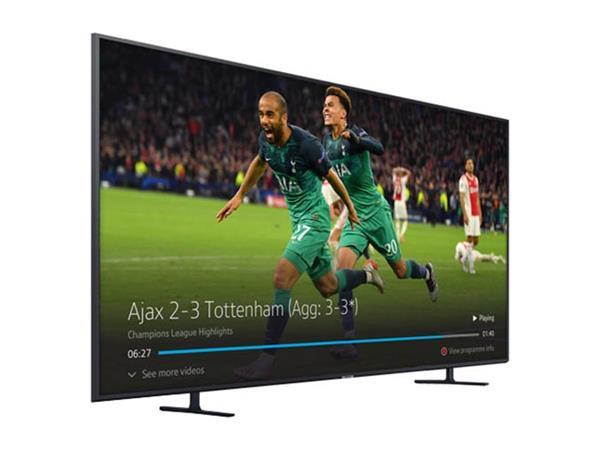 "Samsung 55"" RU8000 Dynamic Crystal Colour Smart 4K TV £519 at BT Shop(RECEIVE £100 CASHBACK WHEN YOU BUY THIS TV & BT BROADBAND)"
