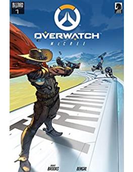 Overwatch: #1 to #16 Digital Comics - Kindle (& comiXology) Free @ Amazon