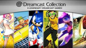 [Steam] Dreamcast Collection (6 Games) (PC) Inc Crazy Taxi, Sonic Adventure DX, Jet Set Radio & More - £2.69 @ Fanatical