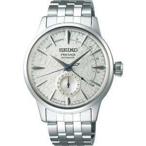 Seiko men's Stainless Steel Fuyugeshiki Presage Automatic Cocktail Watch SSA385J1 £367.20 at Hillier Jewellers
