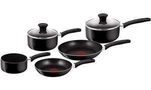 Tefal Delight Five piece Cookware set - £36.89 (+£1.99 Postage) @ Groupon