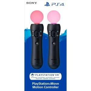 PlayStation Move Twin Pack £68.99 @ Symths Toys
