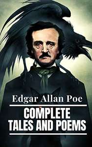 Edgar Allan Poe: Complete Tales and Poems Kindle Edition - Free @ Amazon