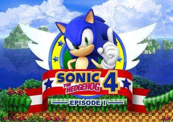 Sonic the Hedgehog 4 - Episode I Steam CD Key PC 26p @ Gamivo