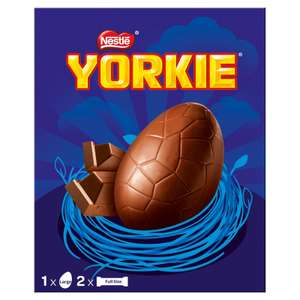 Large Easter Eggs 2 for £5 at Iceland (£25 min checkout)