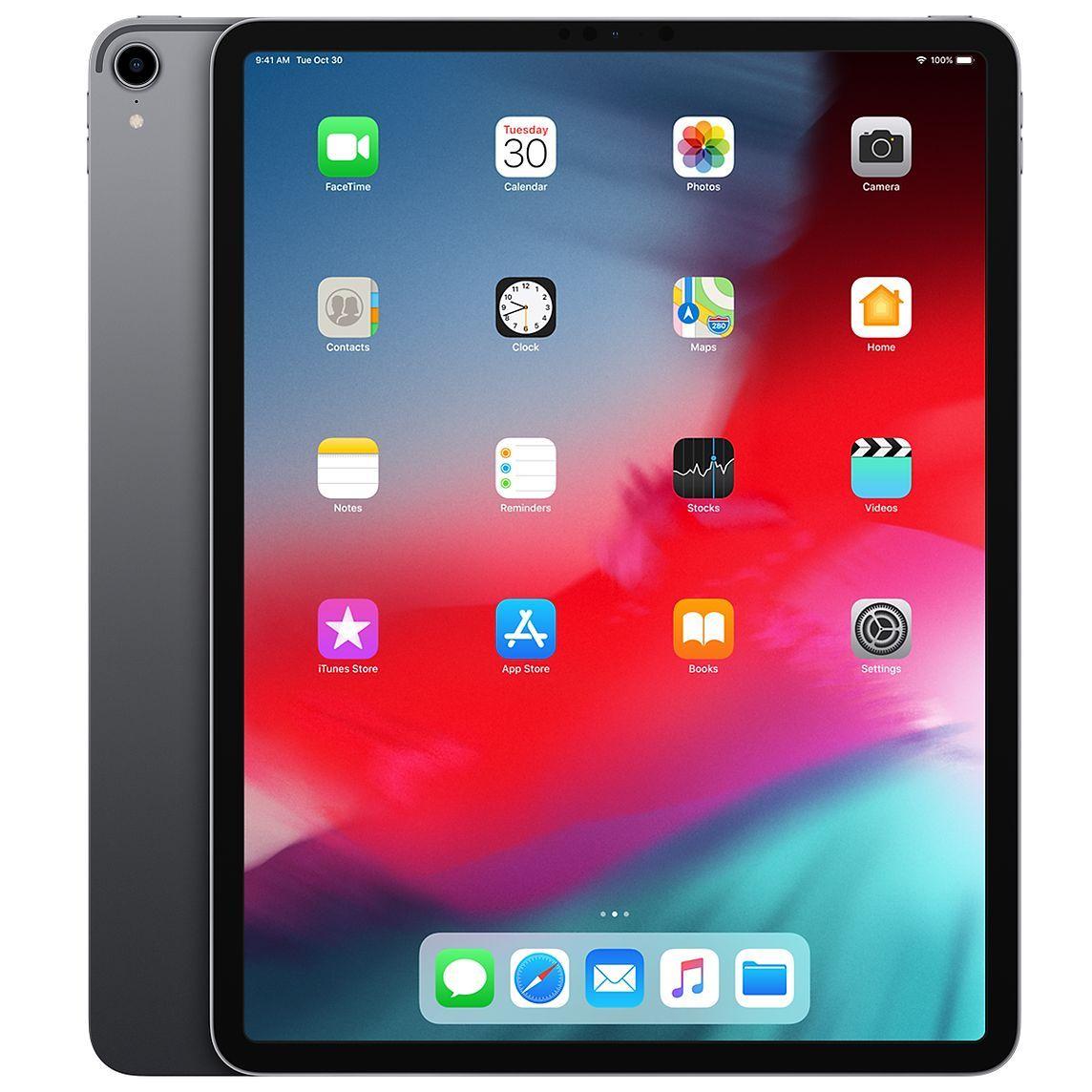 Refurbished 12.9-inch iPad Pro Wi-Fi 64GB - Space Grey (3rd Generation) £679 at Apple Store