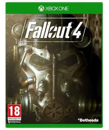 Fallout 4 (Xbox One) £3.99 Delivered @ Argos via eBay