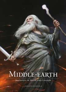 Middle-Earth: Journeys in Myth and Legend £22.34 @ SpeedyHen