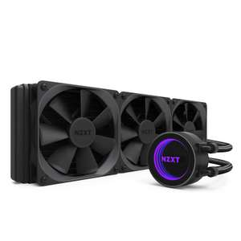NZXT Kraken X72 360mm - All-In-One RGB CPU Liquid Cooler £109.99 at Amazon