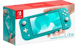 Various switch lite bundles in stock at Game e.g. Nintendo Switch Lite - Turquoise Pokemon Mystery Dungeon: Rescue Team DX £248.99