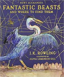 Fantastic Beasts and Where to Find Them: Illustrated Edition Hardcover £14.40 @ Amazon