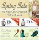 Spring Sale @ Bargain Crazy!