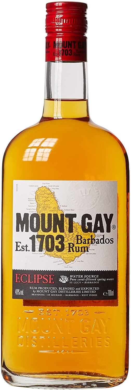 Mount Gay Eclipse Barbados Rum, 70cl 40 % Vol £15.50 at Amazon Prime / £19.99 Non Prime