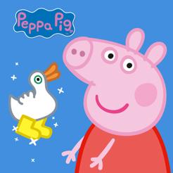 Free IOS App : Peppa Pig™: Golden Boots @ iOS App Store