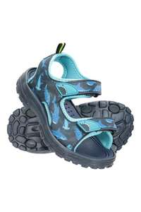 Sand Kids Sandals - Various Styles / Designs / Sizes £7.19 delivered @ Mountain Warehouse