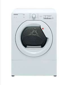 Hoover HLV10LG Link C Rated 10Kg Vented Tumble Dryer White £229 at AO ebay