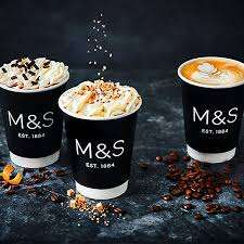 NHS Workers can receive a free hot drink @ M&S